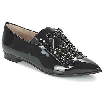 Čevlji  Ženske Čevlji Derby Paco Gil PARKER Črna