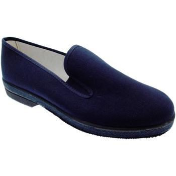 Čevlji  Moški Nogavice Davema DAV050b blu