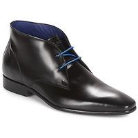Čevlji  Moški Polškornji Azzaro JAVOY Črna