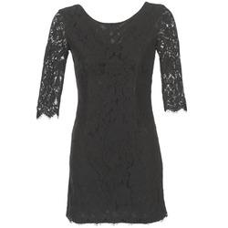 Oblačila Ženske Kratke obleke Betty London FLIZINE Črna