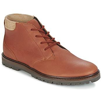 Čevlji  Moški Polškornji Lacoste MONTBARD CHUKKA 416 1 Kostanjeva