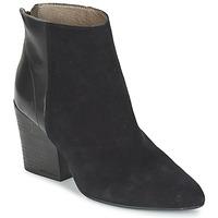 Čevlji  Ženske Gležnjarji Hudson MELI CALF Črna