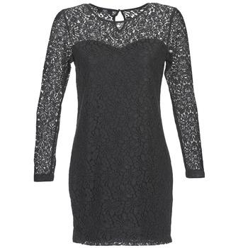 Oblačila Ženske Kratke obleke Le Temps des Cerises JOE Črna
