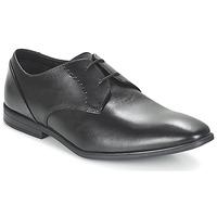 Čevlji  Moški Čevlji Richelieu Clarks Bampton Lace Črna