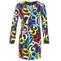 Oblačila Ženske Kratke obleke Love Moschino PICHANI Večbarvna