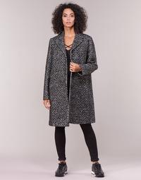 Oblačila Ženske Plašči Love Moschino MANSOI Siva