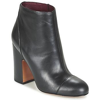 Čevlji  Ženske Gležnjarji Marc Jacobs DOLLS CORA Črna