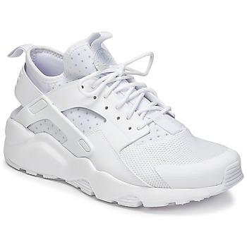 Čevlji  Moški Nizke superge Nike AIR HUARACHE RUN ULTRA Bela