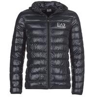 Oblačila Moški Puhovke Emporio Armani EA7 ANDOURALO Črna