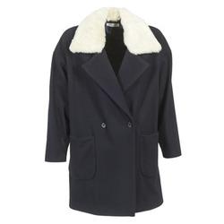 Oblačila Ženske Plašči Naf Naf AVINA Modra