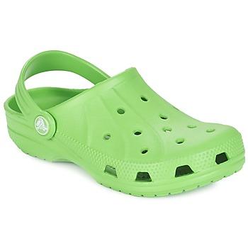 Čevlji  Cokli Crocs Ralen Clog Zelena