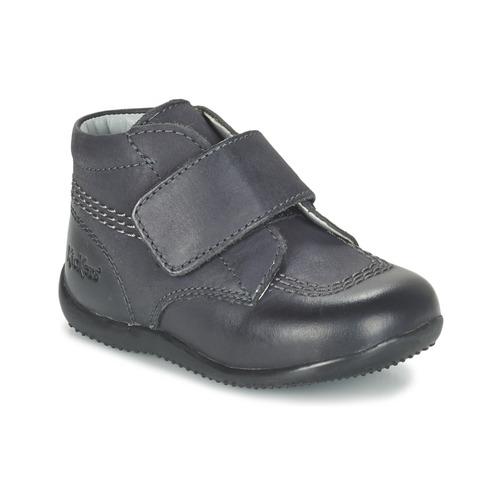 Čevlji  Otroci Polškornji Kickers BILOU Črna