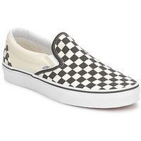 Čevlji  Slips on Vans CLASSIC SLIP ON Črna / Bela