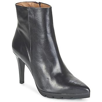 Čevlji  Ženske Gležnjarji Fericelli FABIANA Črna