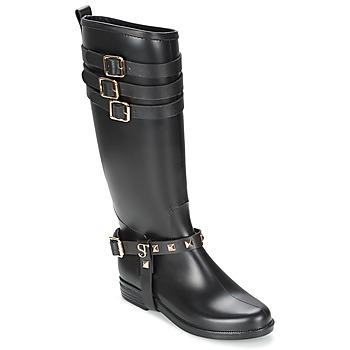 Čevlji  Ženske Mestni škornji    SuperTrash SAMMY Črna
