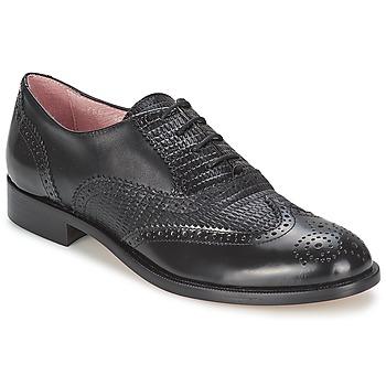 Čevlji  Ženske Čevlji Richelieu Elia B SPECTATOR Črna