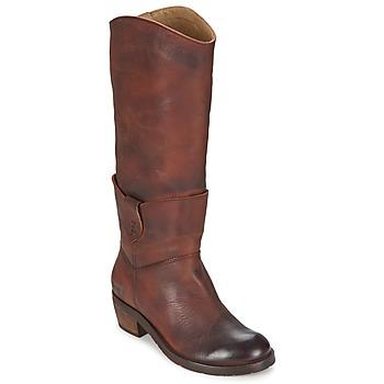 Čevlji  Ženske Mestni škornji    Dkode INDIANA Kostanjeva