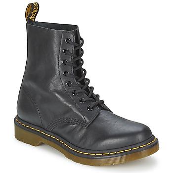 Čevlji  Ženske Polškornji Dr Martens PASCAL Črna