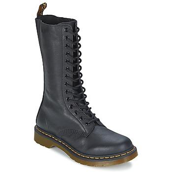 Čevlji  Ženske Mestni škornji    Dr Martens 1B99 Črna