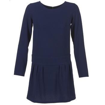 Oblačila Ženske Kratke obleke Betty London FABIAME Modra