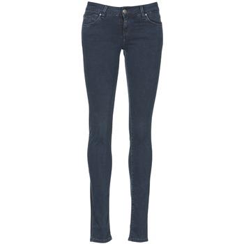Oblačila Ženske Kavbojke slim School Rag NEW LINDSEY Modra / Brut