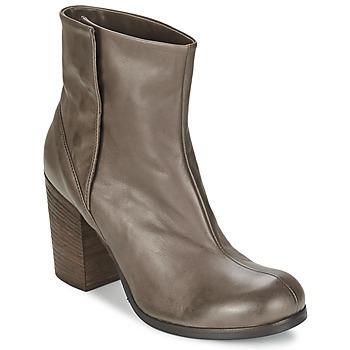 Čevlji  Ženske Gležnjarji JFK CAOBA Taupe