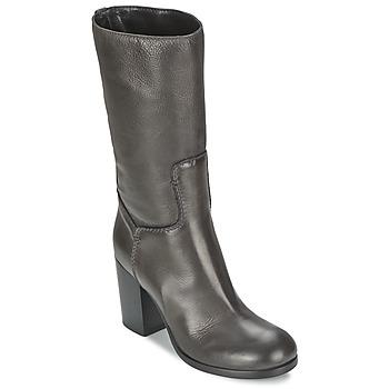 Čevlji  Ženske Mestni škornji    JFK TAMP Siva
