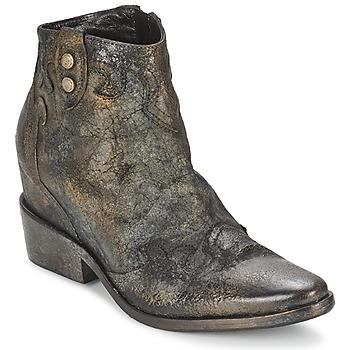 Čevlji  Ženske Gležnjarji Strategia XIOT Siva