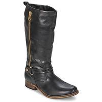 Čevlji  Ženske Mestni škornji    Nome Footwear SASSIF CASU Črna