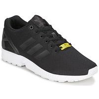 Čevlji  Moški Nizke superge adidas Originals ZX FLUX Črna / Bela
