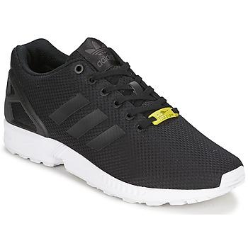Čevlji  Nizke superge adidas Originals ZX FLUX Črna / Bela