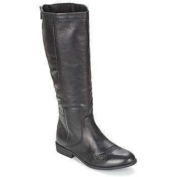 Čevlji  Ženske Mestni škornji    Bullboxer TULIPIANO Črna