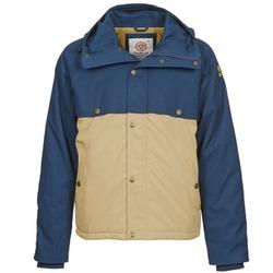 Oblačila Moški Parke Franklin & Marshall JKMVA034 Modra / Bež