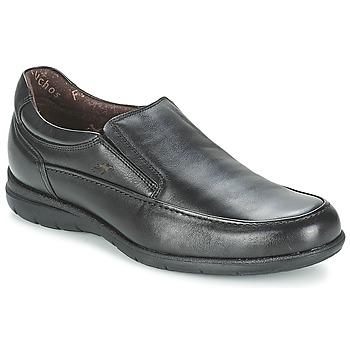 Čevlji  Moški Mokasini Fluchos LUCA Črna