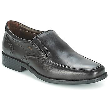 Čevlji  Moški Mokasini Fluchos RAPHAEL Črna