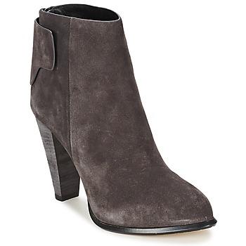 Čevlji  Ženske Gležnjarji French Connection CAMEO Siva
