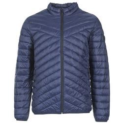 Oblačila Moški Puhovke Jack & Jones CALL CORE Modra