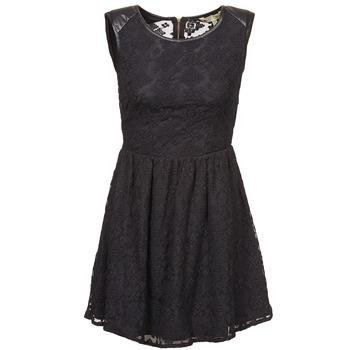 Oblačila Ženske Kratke obleke Yumi KIMI Črna