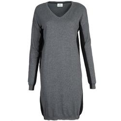 Oblačila Ženske Kratke obleke Chipie MONNA Siva / Črna