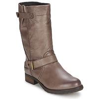 Čevlji  Ženske Mestni škornji    Gioseppo FREIRE Taupe