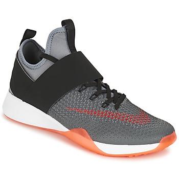 Čevlji  Ženske Fitnes / Trening Nike AIR ZOOM STRONG W Siva / Črna