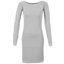 Oblačila Ženske Kratke obleke Betty London FRIBELLE Siva