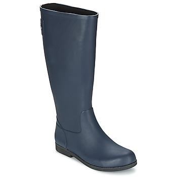 Čevlji  Ženske škornji za dež  Swims STELLA BOOT Modra