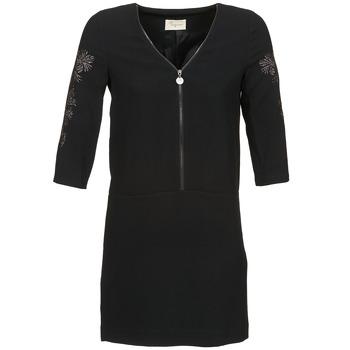 Oblačila Ženske Kratke obleke Stella Forest BRO001 Črna