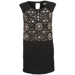 Oblačila Ženske Kratke obleke Stella Forest BRO040 Črna