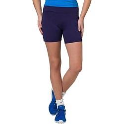 Oblačila Ženske Kratke hlače & Bermuda Reebok Sport SE Short Mornarsko modra