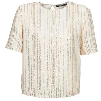 Oblačila Ženske Topi & Bluze Antik Batik ROMINA Krémová