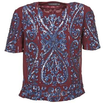 Oblačila Ženske Topi & Bluze Antik Batik NIAOULI Bordo