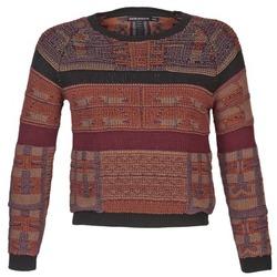 Oblačila Ženske Puloverji Antik Batik AMIE Rouille