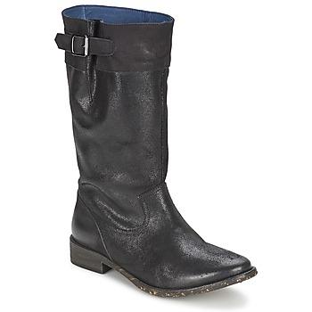 Čevlji  Ženske Mestni škornji    Schmoove SANDINISTA BOOTS Črna